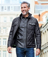 Quilted City Jacket 7
