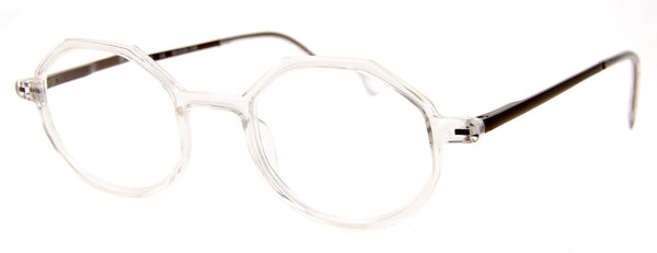 Crystal - Hexagonal Reading Glasses for Men & Women