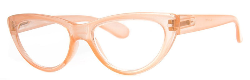 Pink – Hip, Designer Cat Eye Reading Glasses for Women