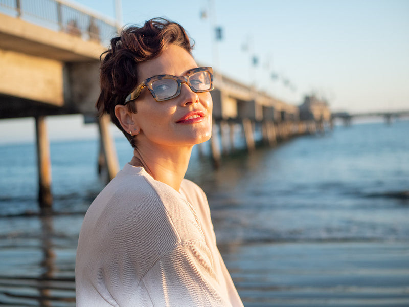 Bold and Vintage Cateye Reading Glasses for Women