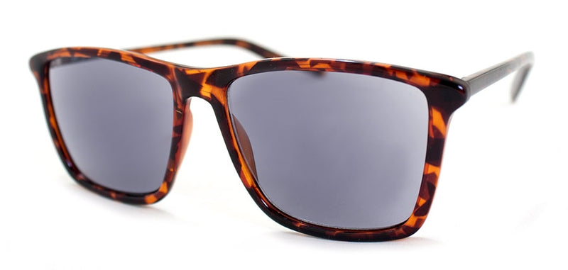 Tortoise Rectangular Sunglasses