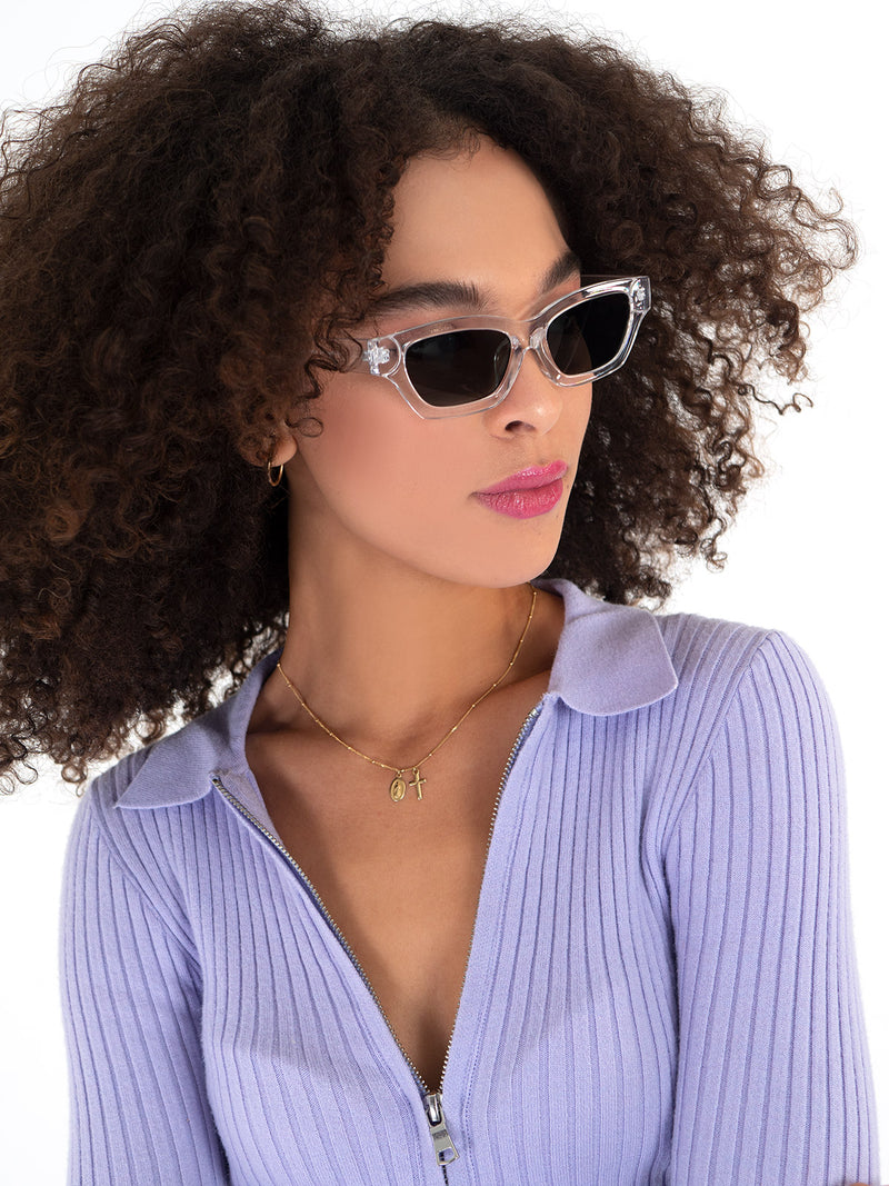 Girls Cateye Sunglasses