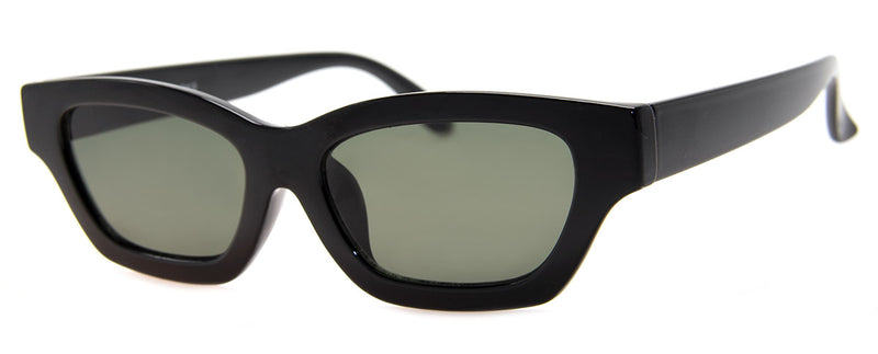 Black - Retro, Cateye, Girls Sunglasses