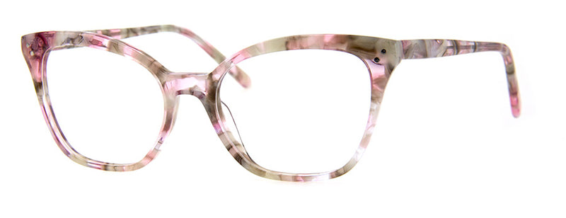 Pink Multi -  - RX-able | Optical Quality Cat Eye Womens Reading Glasses