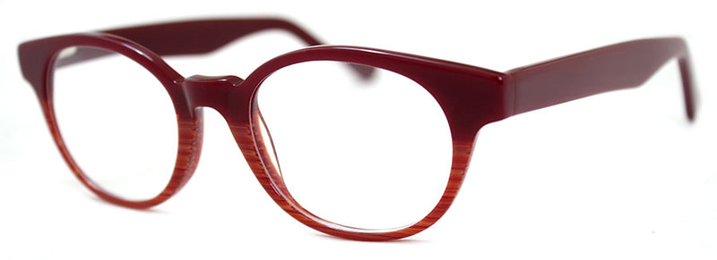 Burgundy - RX-able | Optical Quality Cat Eye Womens Reading Glasses