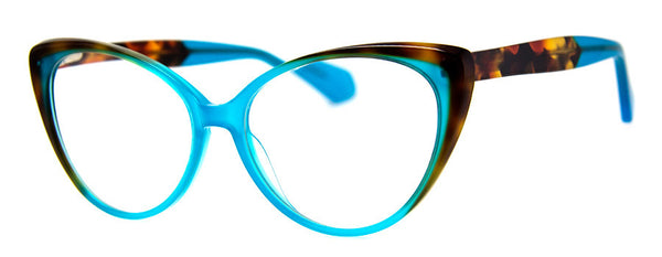 Turquoise - RX-able | Optical Quality Cat Eye Womens Reading Glasses