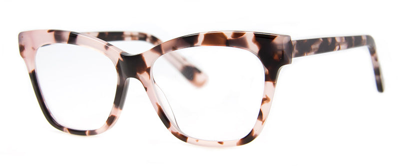 Pink Tortoise - RX-able | Optical Quality Cat Eye Womens Reading Glasses