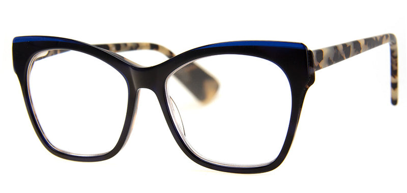 Leopard - Big Cat eye Reading Glasses