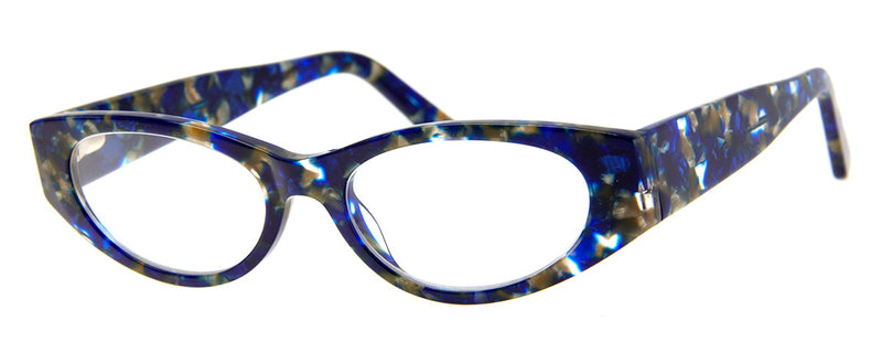 Blue Multi - RX-able | Stylish, Cat Eye Reading Glasses for Women