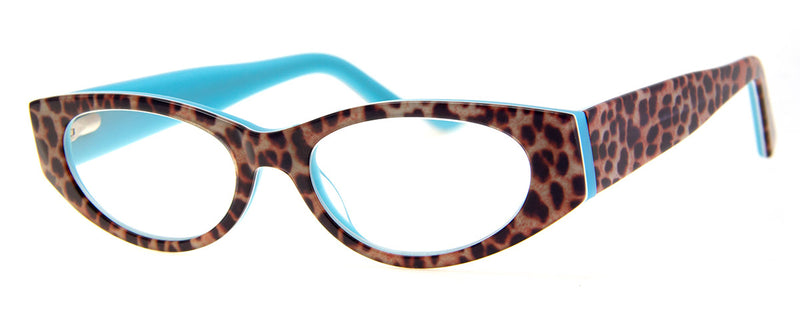 Cheetah - Optical Quality Vintage Inspired Reading Glasses for Women