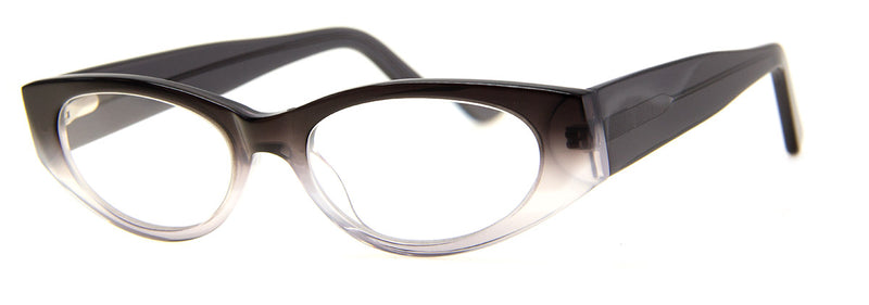 Grey - RX-able | Stylish, Cat Eye Reading Glasses for Women