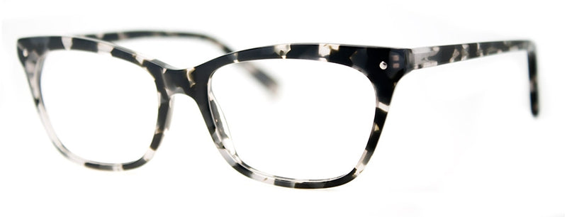 Grey Tortoise - Hip Cat Eye Reading Glasses