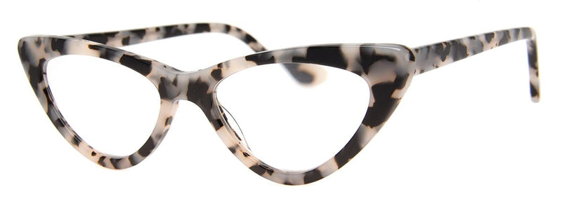 Leopard - Vintage Inspired Cat Eye Reading Glasses