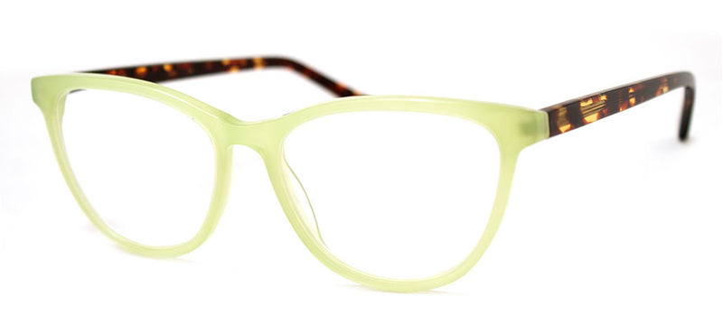 Lime Green - RX-able | Optical Quality Cat Eye Womens Reading Glasses