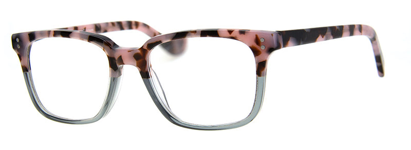 Pink/Tortoise Stylish Mens & Womens Reading Glasses