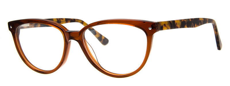 Brown/Tortoise - RX-able | Optical Quality Cat Eye Womens Reading Glasses