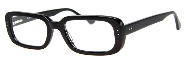 Black - Mens, New, Optical, Rectangular, Vintage, Womens, Reading Glasses