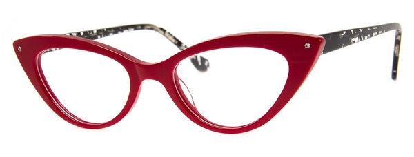 Red – Rx-able | Optical Quality | Cute Reading Glasses