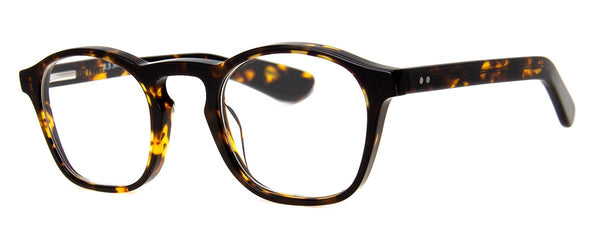 Dark Tortoise - Stylish, Optical Quality Mens and Womens Reading Glasses