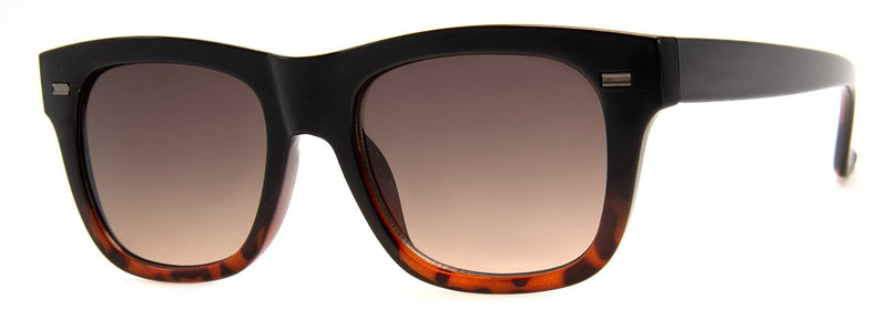 Black/Tortoise - Hip Sunglasses