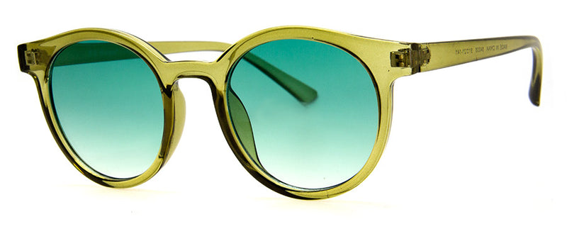Green - Hip Mens & Womens Sunglasses
