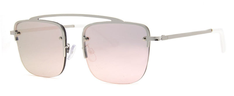 Silver - Aviator Sunglasses for Men & Women