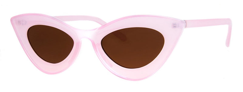 Pink - Hip, Cateye, Sunglasses for Girls