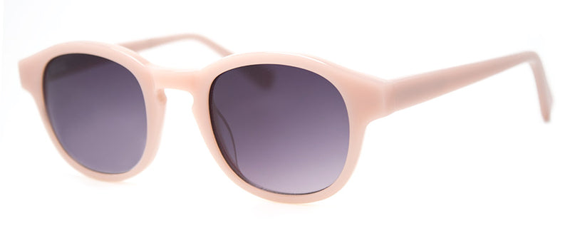 Light Pink Optical Quality, Acetate Womens Sunglasses