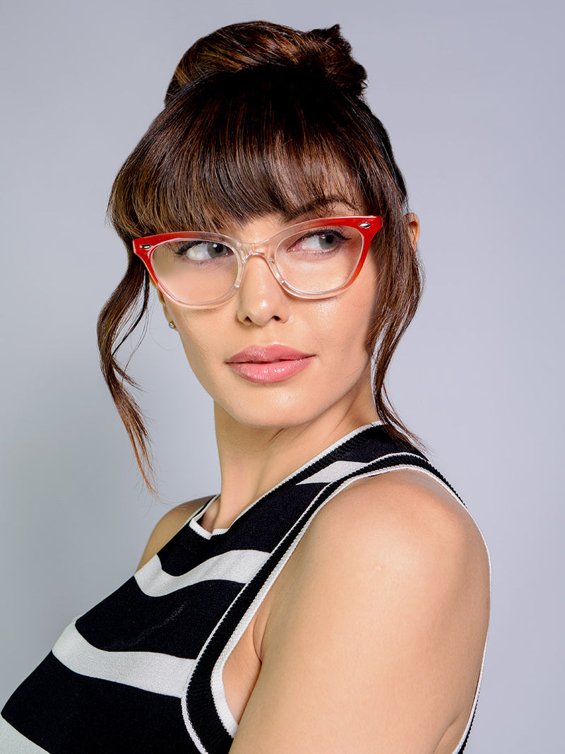 Cute Cat Eye Reading Glasses
