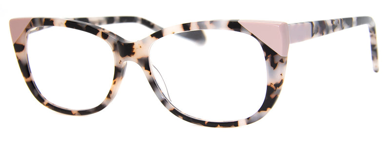 Leopard - Stylish, Cat Eye Reading Glasses for Women