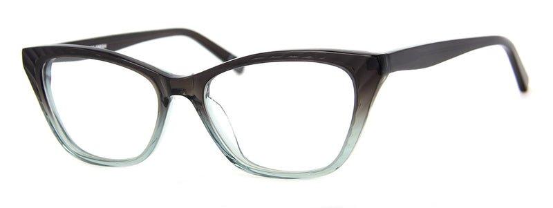 Grey – Optical Qualtiy Cat Eye Reading Glasses for Women