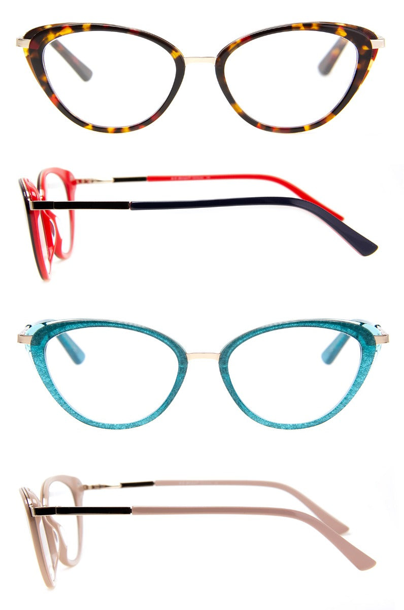 Optical Quality | Cute Cat Eye Reading Glasses