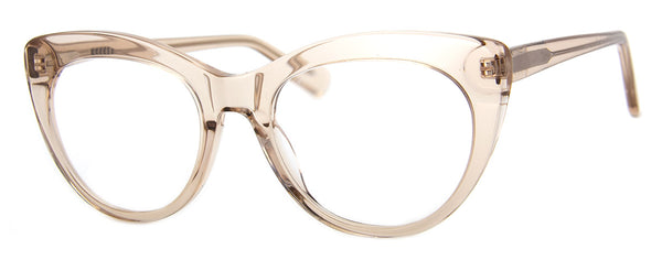 Champagne - Hip Cat Eye Reading Glasses