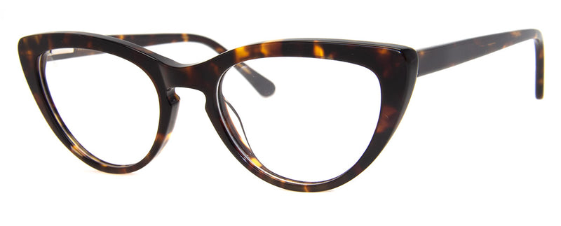 Tortoise - Hip, Cat Eye Reading Glasses