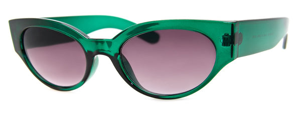 Green – Cute Cat Eye Sunglasses