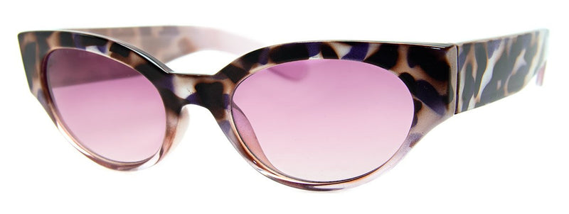 Purple Tortoise – Cute Cat Eye Sunglasses
