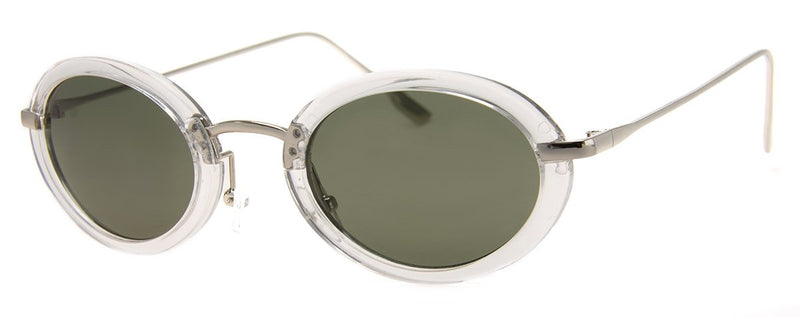 Crystal - Small, Round, Mens & Womens Sunglasses