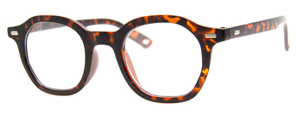 Tortoise - Funky, Mens & Womens, Designer Reading Glasses