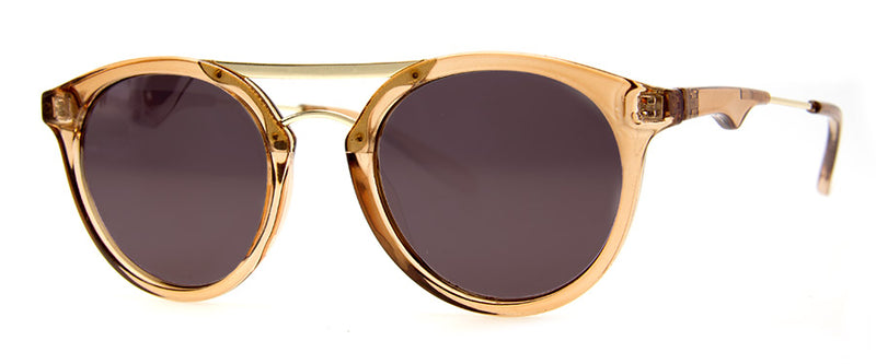 Brown Funky Mens & Womens Sunglasses