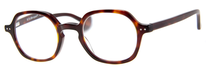 Tortoise - Optical Quality | Hexagonal Shaped Reading Glasses