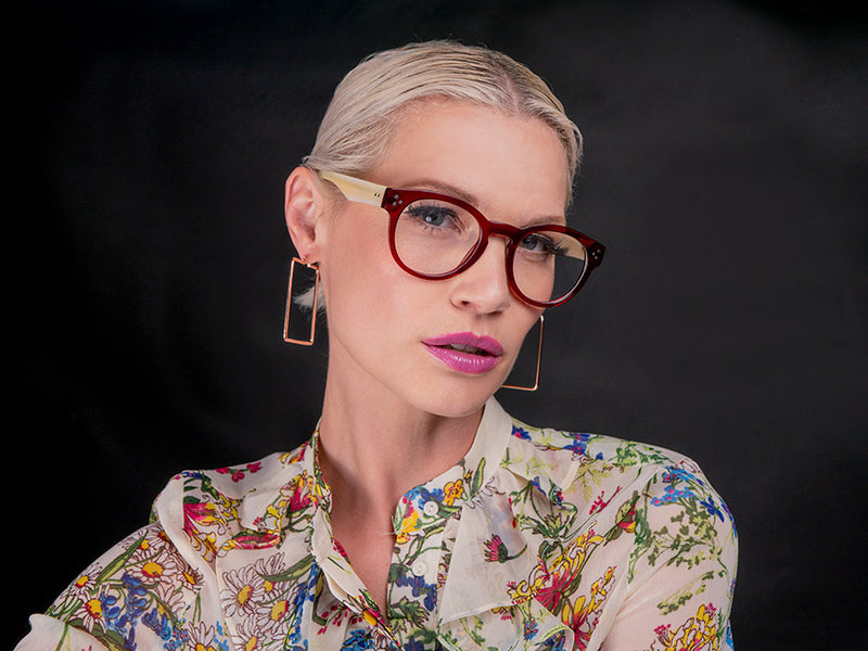 Funky Mens & Womens Optical Quality Acetate Reading Glasses