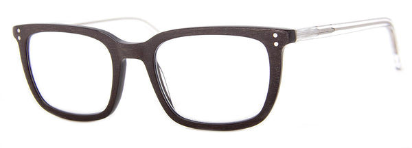 Brown - Womens & Mens Rectangular Reading Glasses