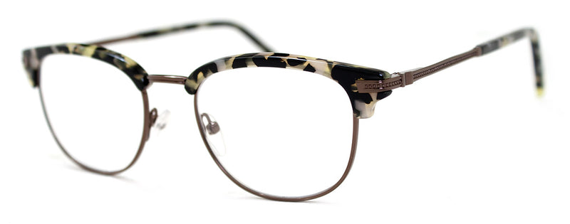 Tortoise Multi - Hip, Stylish, Rectangular, Optical Quality Reading Glasses for Men & Women