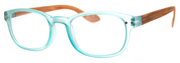 Matte Blue - Cute Reading Glasses for Women