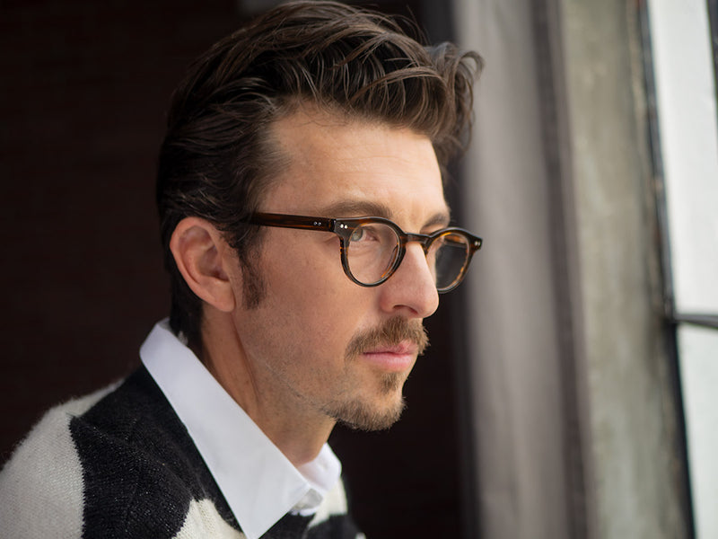 High Quality Round Mens Reading Glasses