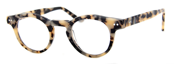 Leopard - High Quality Round Mens & Womens Reading Glasses