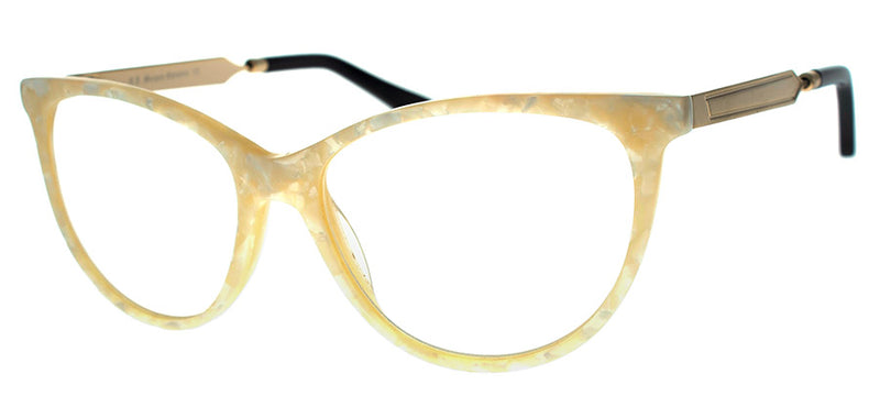 Pearl White Multi Stylish Womens Reading Glasses