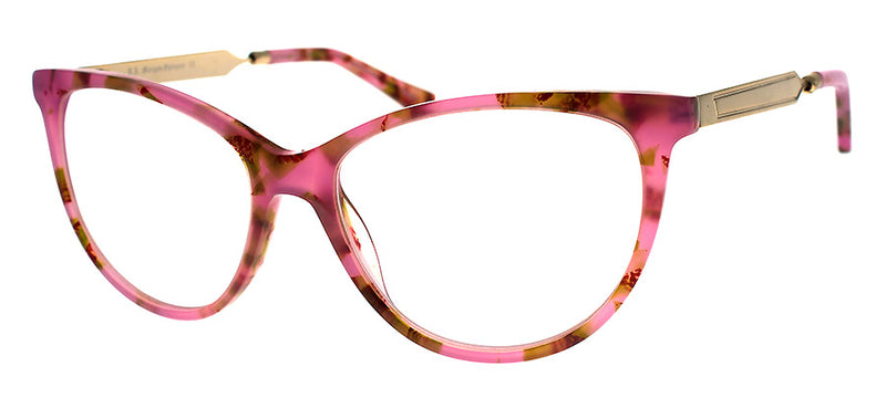 Purple Multi Stylish Womens Reading Glasses