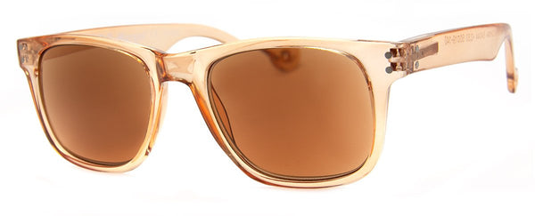 Amber -  Mens, Womens, Hip, Rectangular, Sunglass Readers