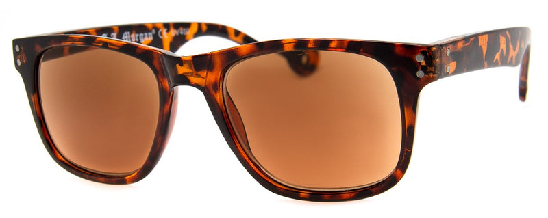 Tortoise -  Mens, Womens, Hip, Rectangular, Sunglass Readers